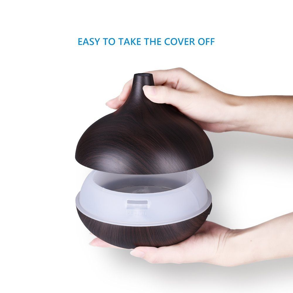 Victsing 300ml Cool Mist Humidifier Ultrasonic