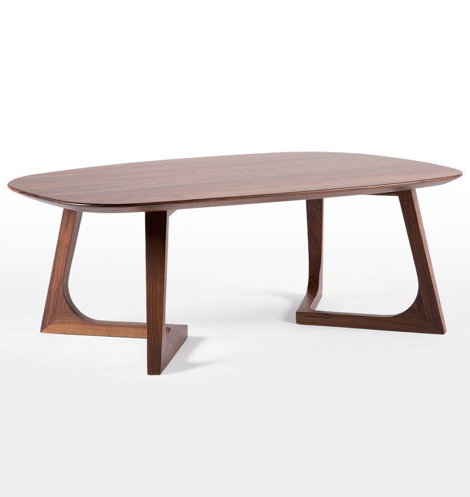 Chevron Walnut Coffee Table Coffee Table Walnut Coffee Table