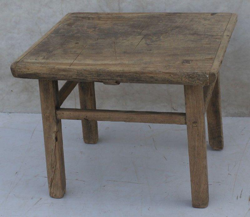 Afbeeldingsresultaat voor houten bijzettafel vierkant tudorstyle interieur baarn pinterest - Houten bureau voor kinderen ...