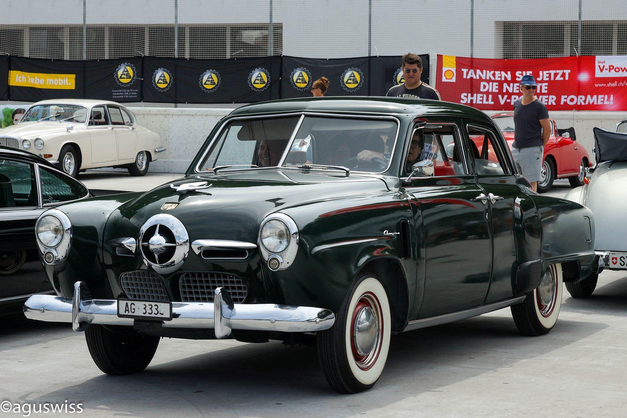 1950 Studebaker Champion | Cars