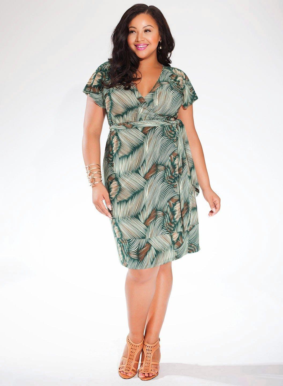 Maravillosos vestidos casuales para gorditas | Moda y Tendencias