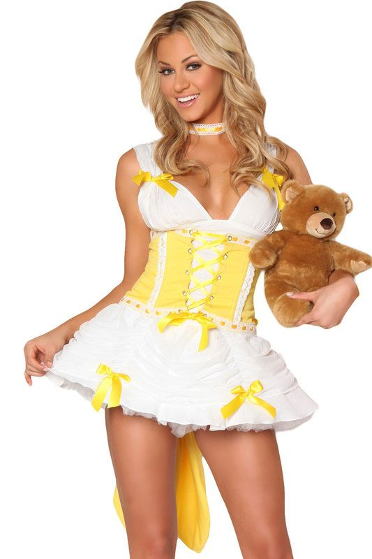 sexy goldilocks costume - Goldilocks Halloween Costumes