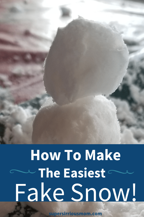 37+ Craft project ideas instant snow instructions information