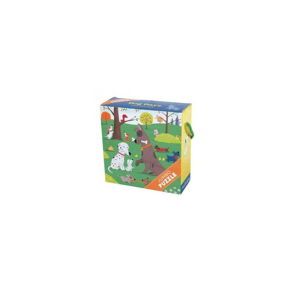 Dog Days Jumbo Puzzle (General merchandise)