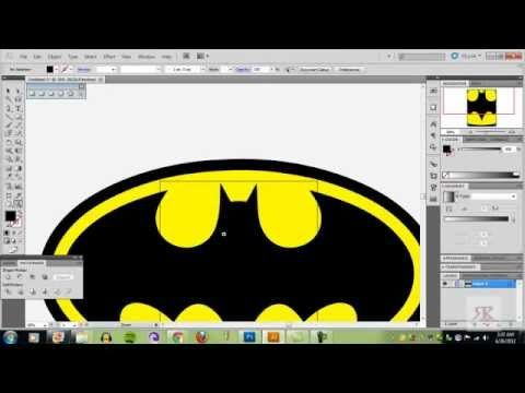 how to vectorize an image adobe photoshop and illustrator cs5 rh pinterest com Adobe Illustrator CS6 Adobe Illustrator Cs1