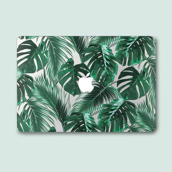 Pineapple Laptop case Watercolor pattern Macbook Pro 16 Pro 13 Tropical Flower Macbook Air 13 Air 11 Mac Retina 15 Mac Pro 15 2019 Mac 12 in