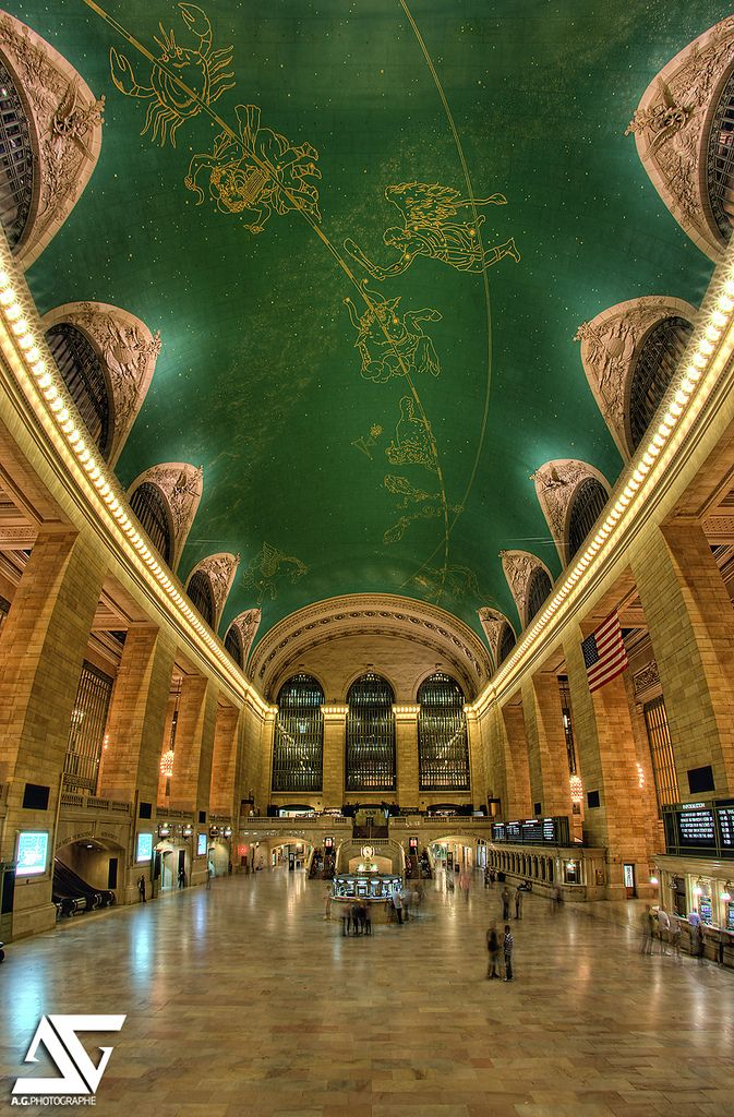 Grand Central Terminal Ny New York City Travel New York Architecture New York City