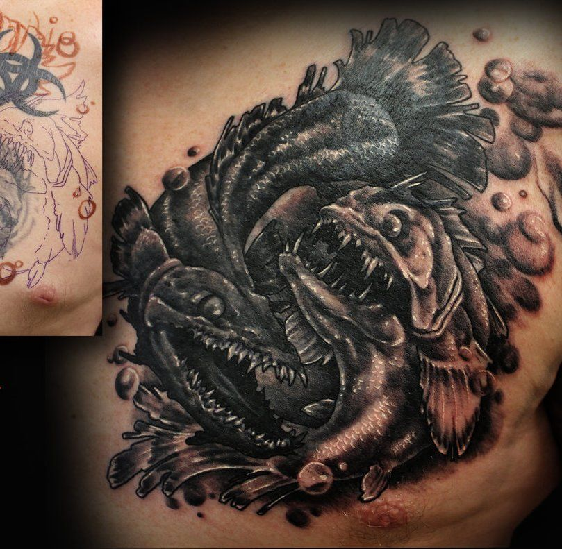 Tattoo Designs Hd Images: Evil Wolf Tattoo Hd Evil Wolf Tattoo Designs