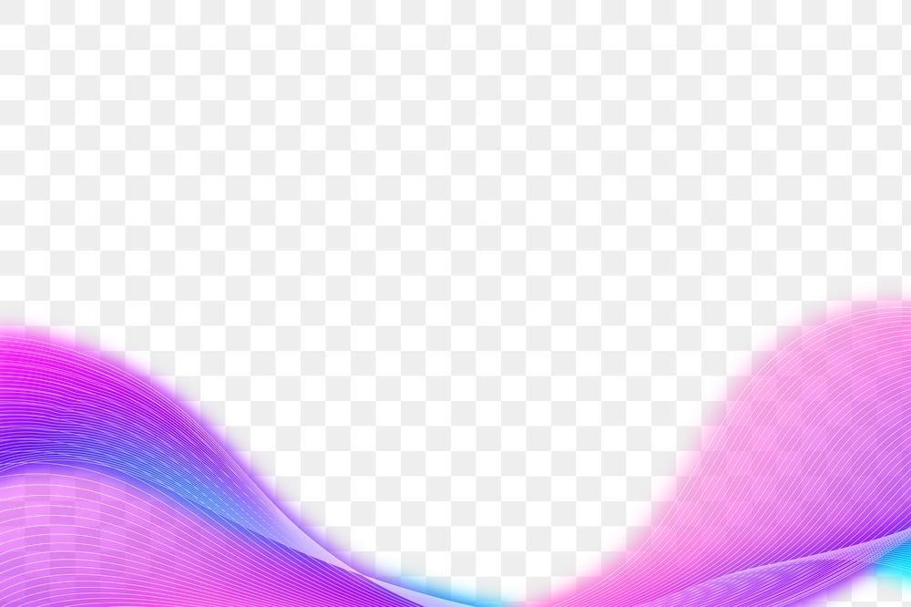Purple Neon Synthwave Border Design Element Free Image By Rawpixel Com Mind Neon Png Design Element Border Design