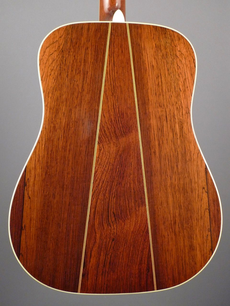 1969 Martin D 35 Acoustic Guitar Brazilian Rosewood Back And Sides