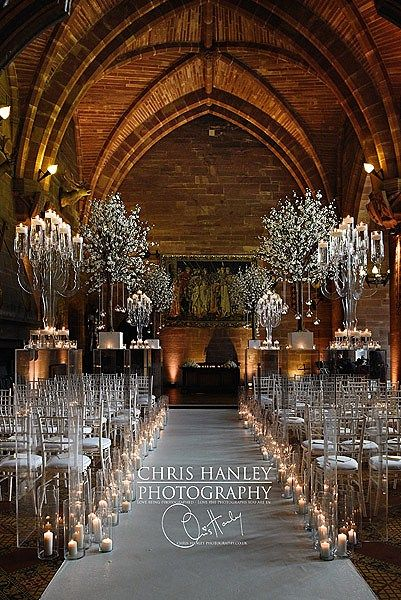 Peckforton Castle Is One Of The Best Wedding Venues In North West England