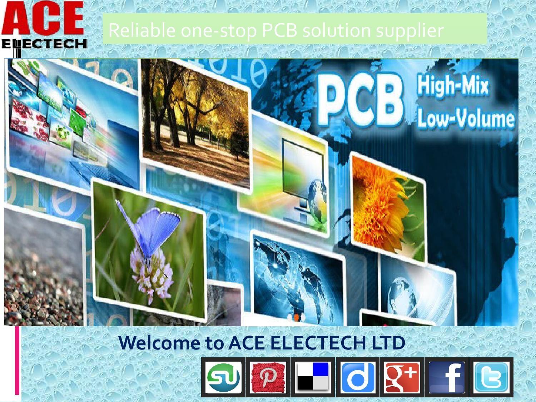 Get China based professional PCB Manufacturer Printed