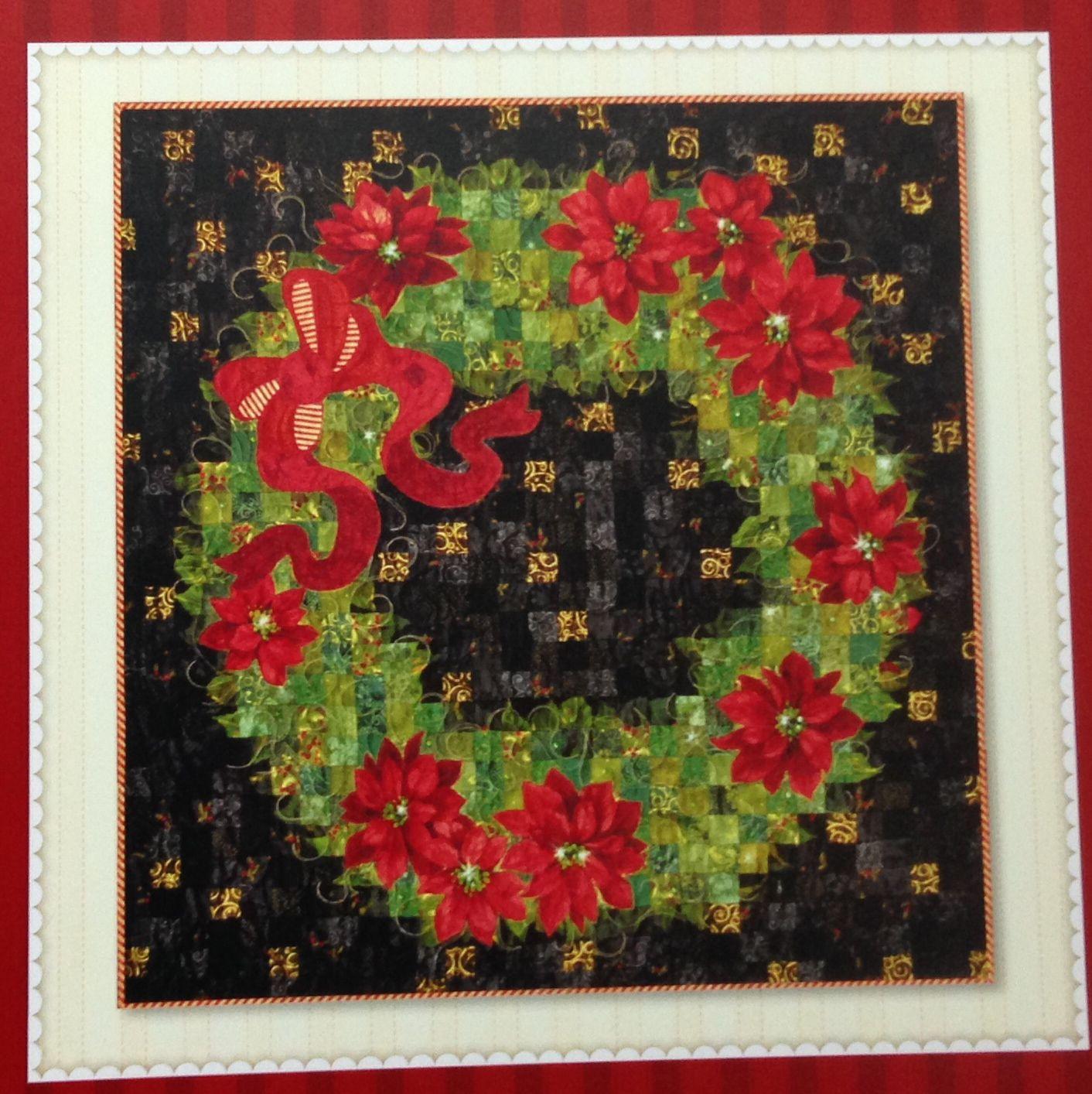 Christmas Glimmer Wreath