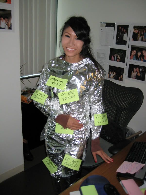 this photo was uploaded by wreckedstellar costumes for work - Halloween At Work Ideas