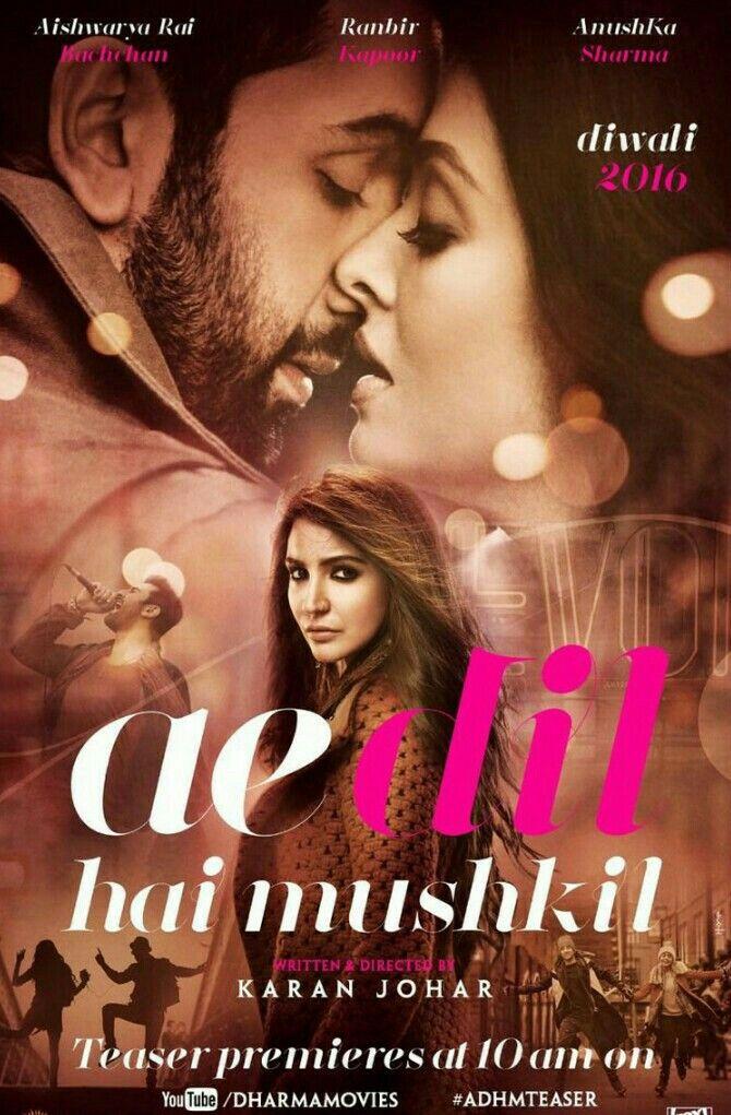 ae dil hai mushkil full movie hd free download