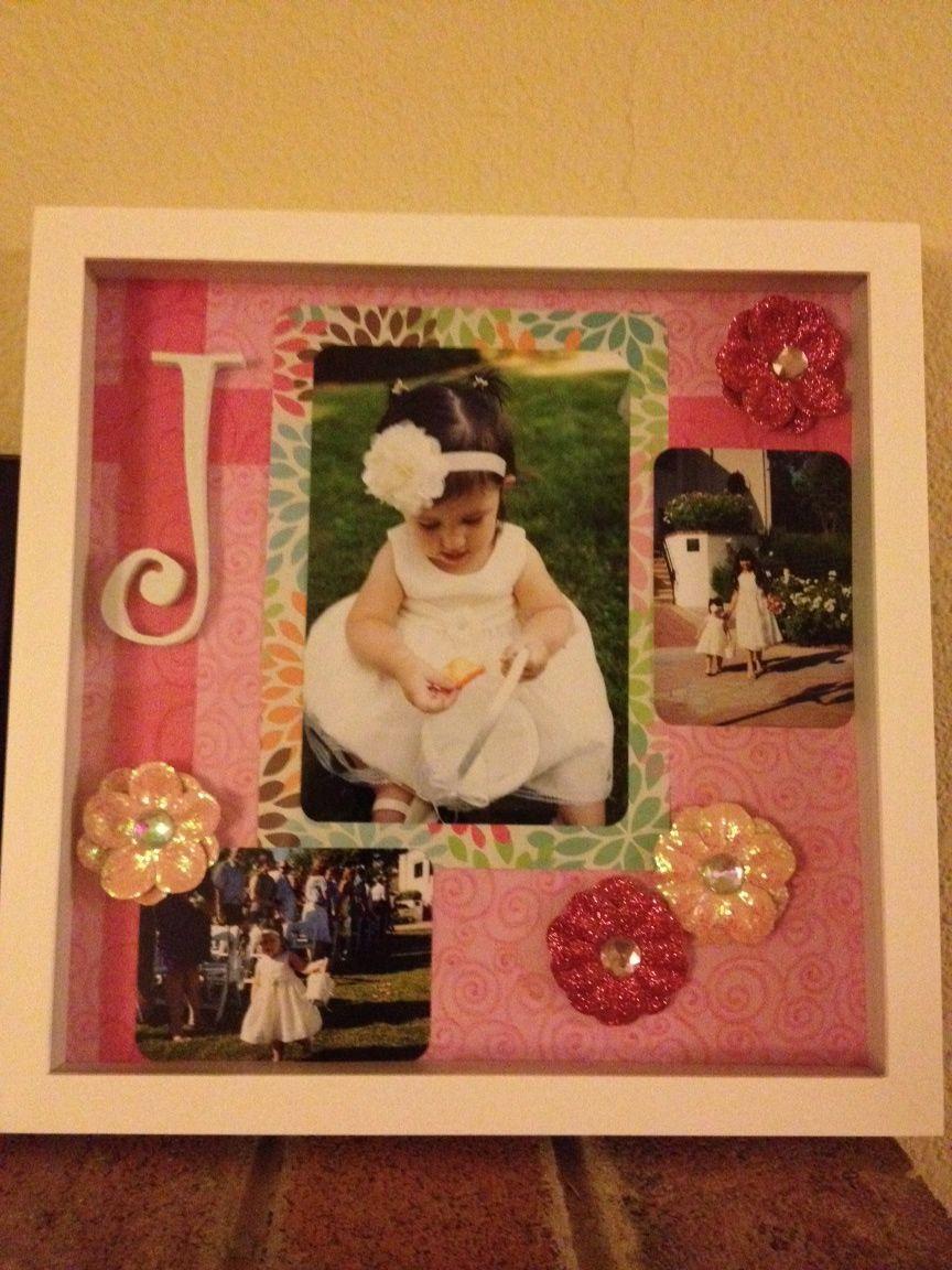 Wedding souvenir for my flower girl