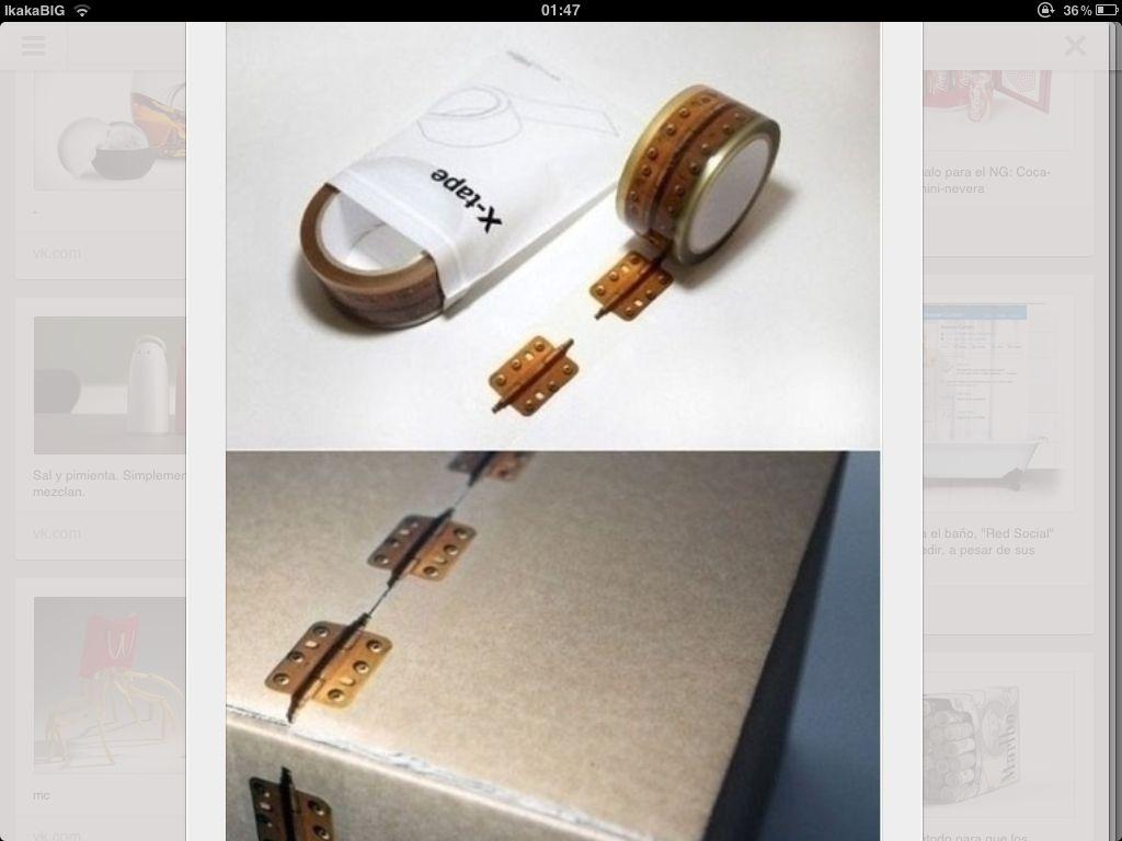 hinge tape