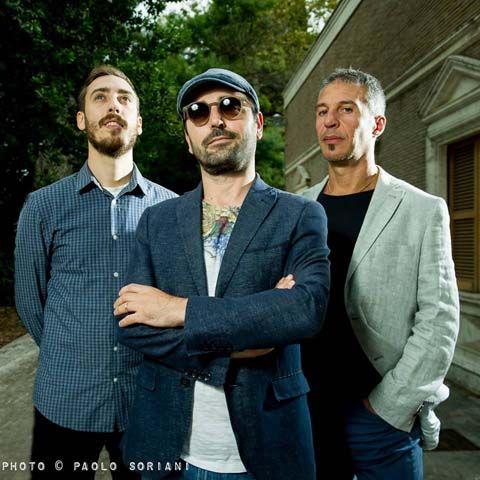 Lorenzo Tucci Trio il 17 agosto a Rocca San Giovanni Jazz