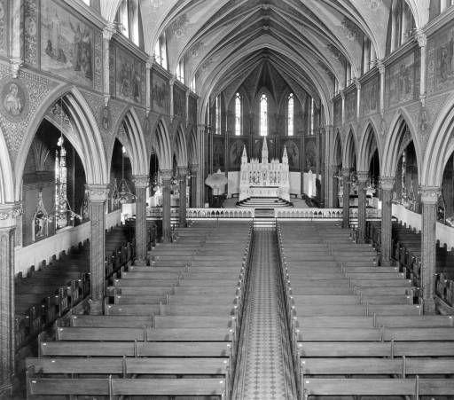 St. Louis Bertrand Church, Louisville, Kentucky, 1925