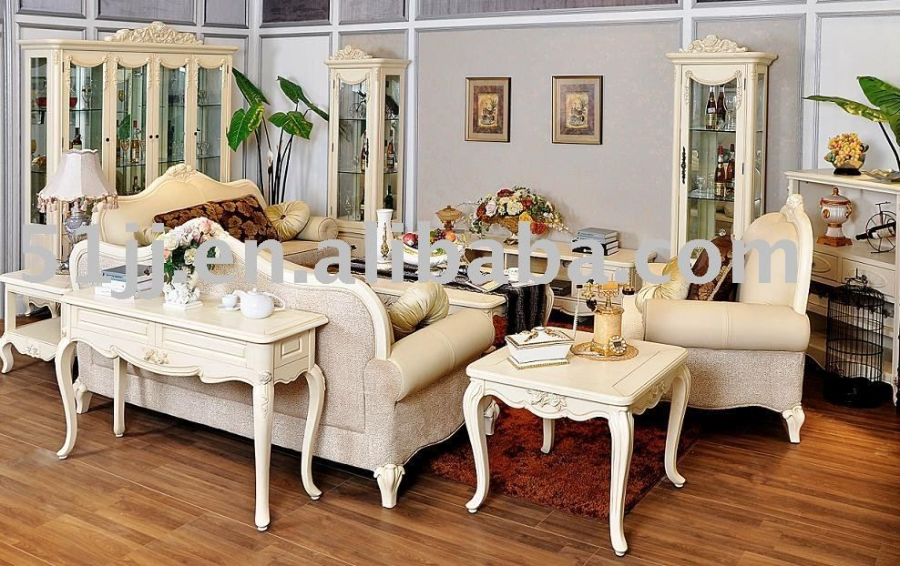 french design furniture | Related For French Country Living Room ...