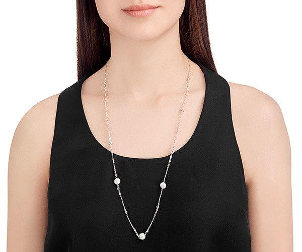 Blow Long Necklace - Jewelry - Swarovski Online Shop