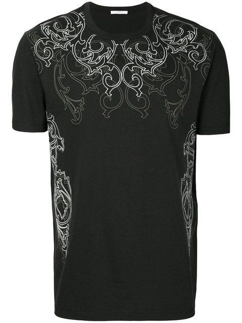 Versace Collection baroque print T-shirt   Versace   Pinterest ... 38e5924305b