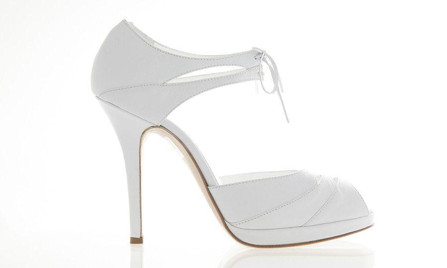 Scarpe Sposa Tacco 12.Patrizia Cavalleri Scarpe Da Matrimonio Scarpe Sandali Scarpe