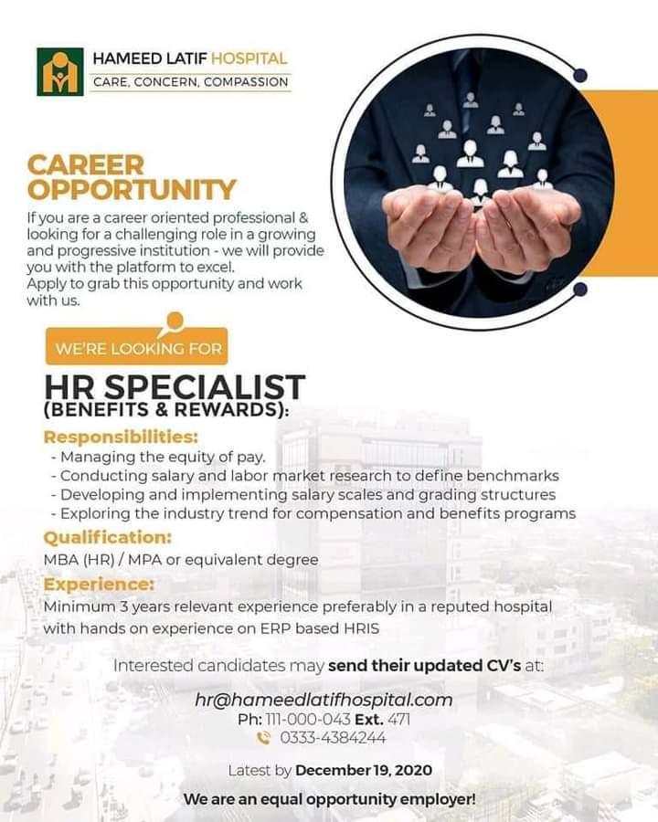 Jobs Advertisement Hospital Jobs Jobs In Lahore Job Advertisement