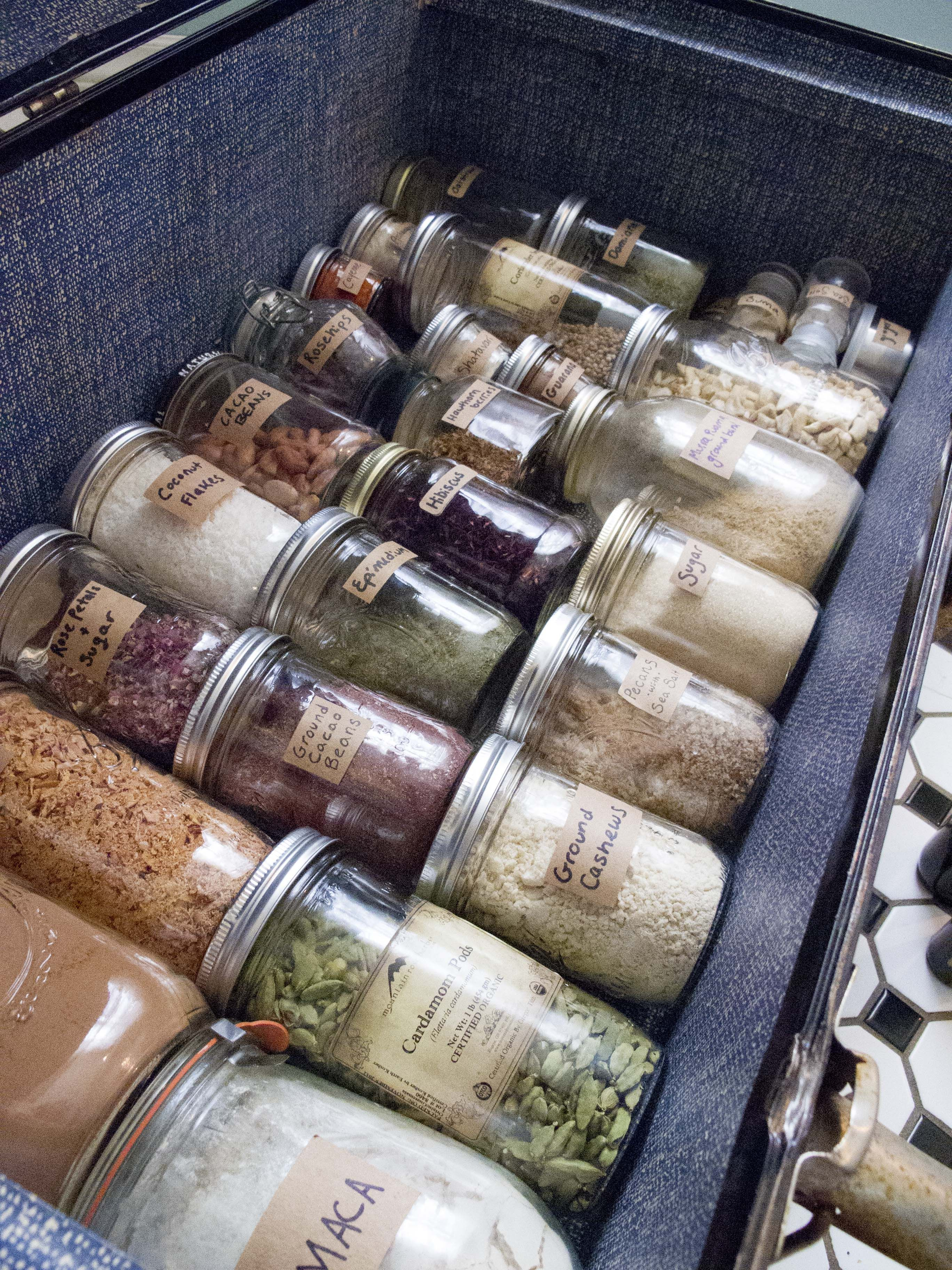 How to Make Herbal Love Potions: Infused Honeys, Elixirs ...