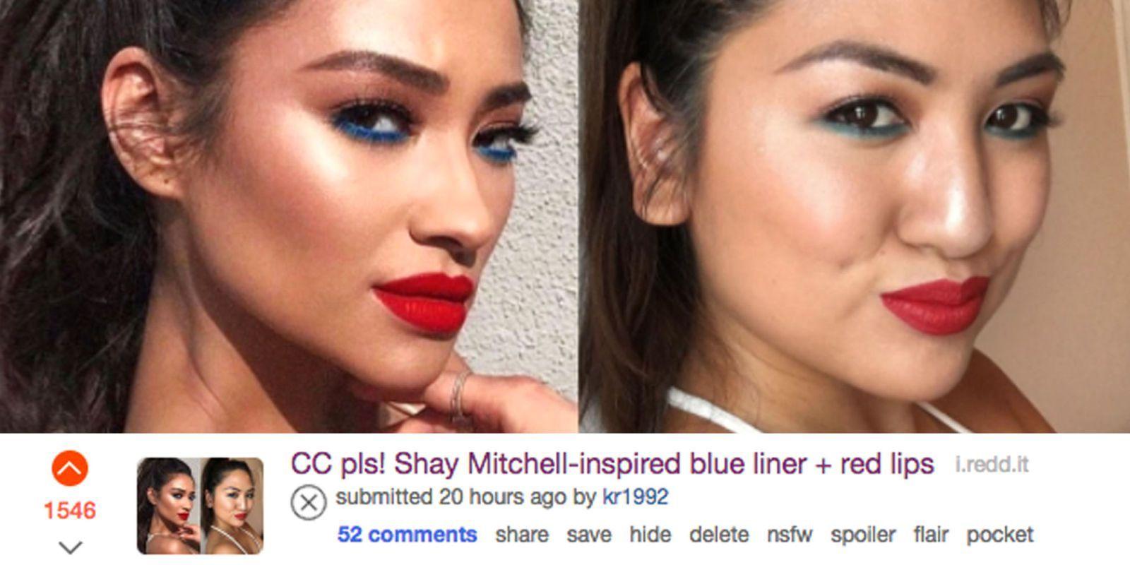 Photos of Reddit Makeup Critique Let Your Makeup
