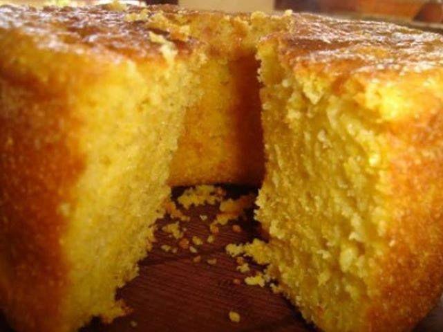 receitas de bolo de milho com milharina - Pesquisa Google