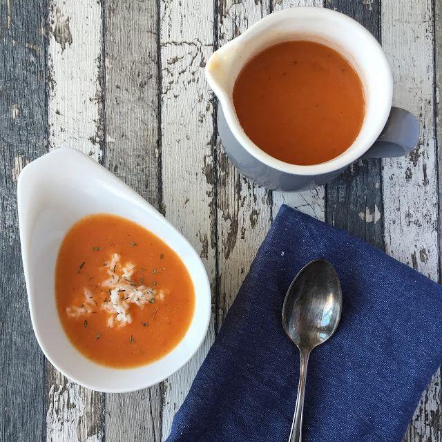 einfache tomatencremesuppe rezept