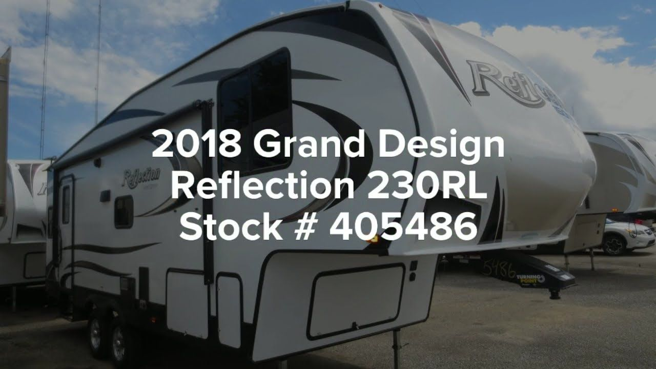 2018 Grand Design Reflection 150 Series 230rl Stock 405486
