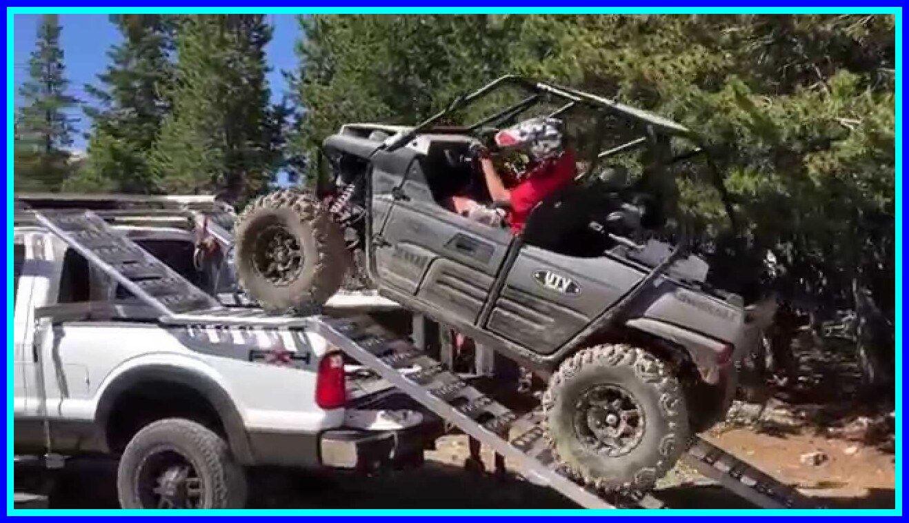 Park Art|My WordPress Blog_Utv Truck Bed Carrier Rack