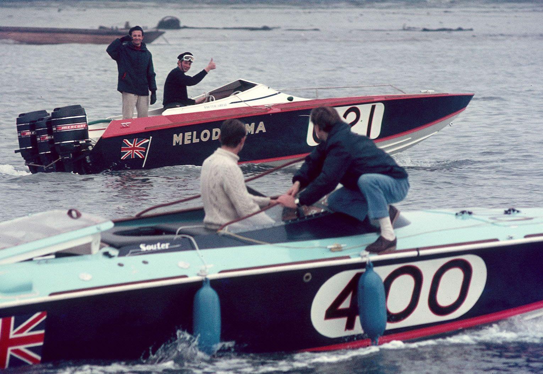 TELSTAR + MELODRAMA (1968) 400 + 121