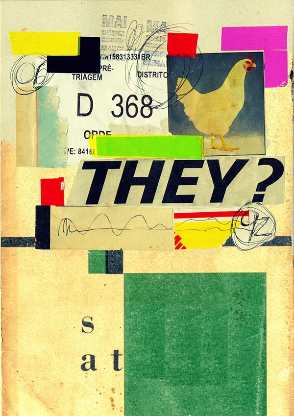 WHO ARE THEY? WHO ARE THEY? on Behance