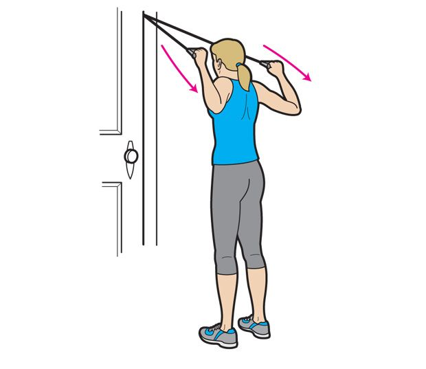 Effective moves for back and neck #pain.