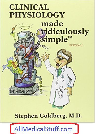 Download Clinical Physiology Made Ridiculously Simple Pdf Book