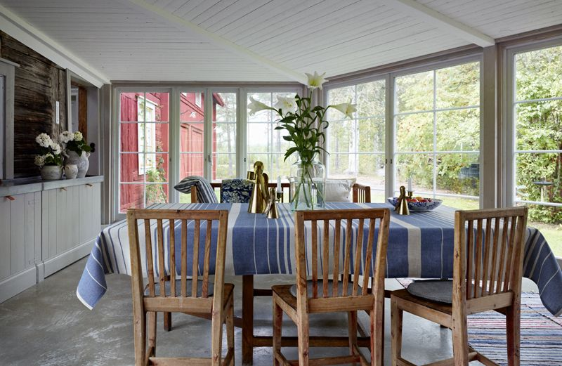 Scandinavian Style Homes | ... and modern design in mix in Swedish ...