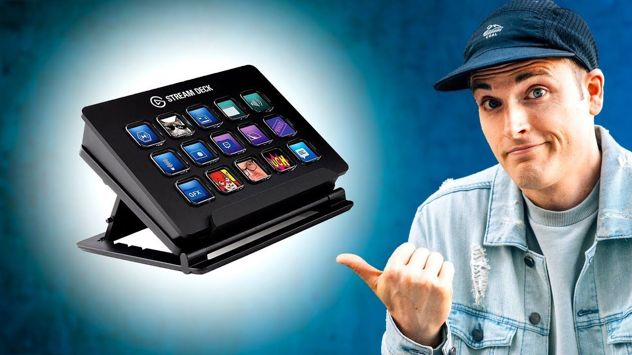 Best Equipment for LiveStreaming 2019 — Elgato Stream