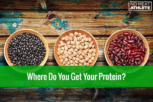 Do You Get Your Protein although longtime vegans and vegetarians know that protein just isn't the issue most people make it out to be, that doesn't mean we shouldn't have the conversation. If the protein hang-up prevents most people from giving a plant-based lifestyle a chance, then it's worth talking though longtime vegan...