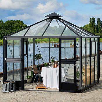 Urban Oasis Pavilion Greenhouse Glass Green House Greenhouse Greenhouses For Sale