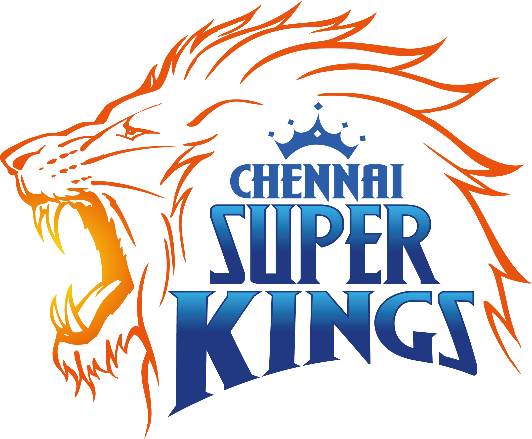 Chennai Super Kings Logo Vector [EPS File] Vector EPS Free