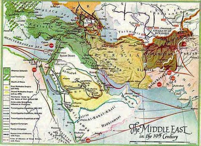 Iran Politics Club Iran Historical Maps 10 Qajar Persian Empire