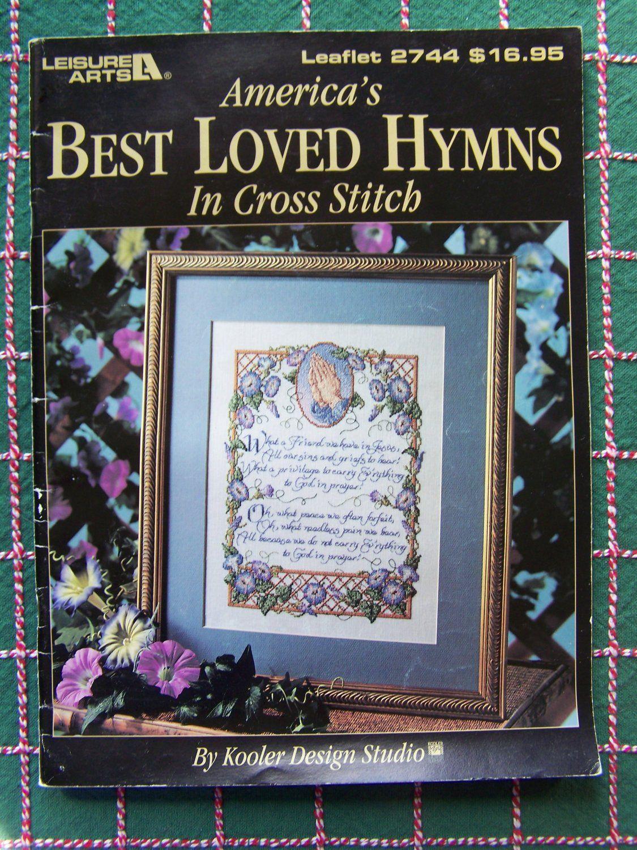 DIY Chart Counted Cross Stitch Patterns Needlework 14 ct Aida Amazing Grace