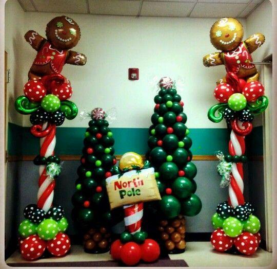 Favorite pinteres for Decoracion navidena infantil