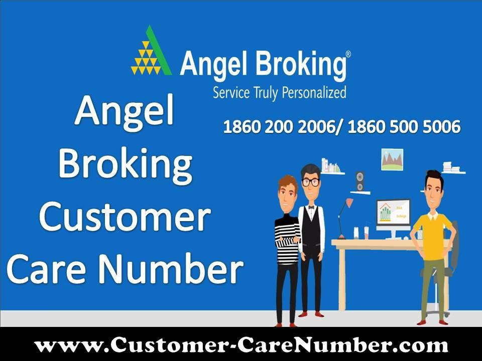 Angel Broking Customer Care Number Angel Broking Customer Care Care