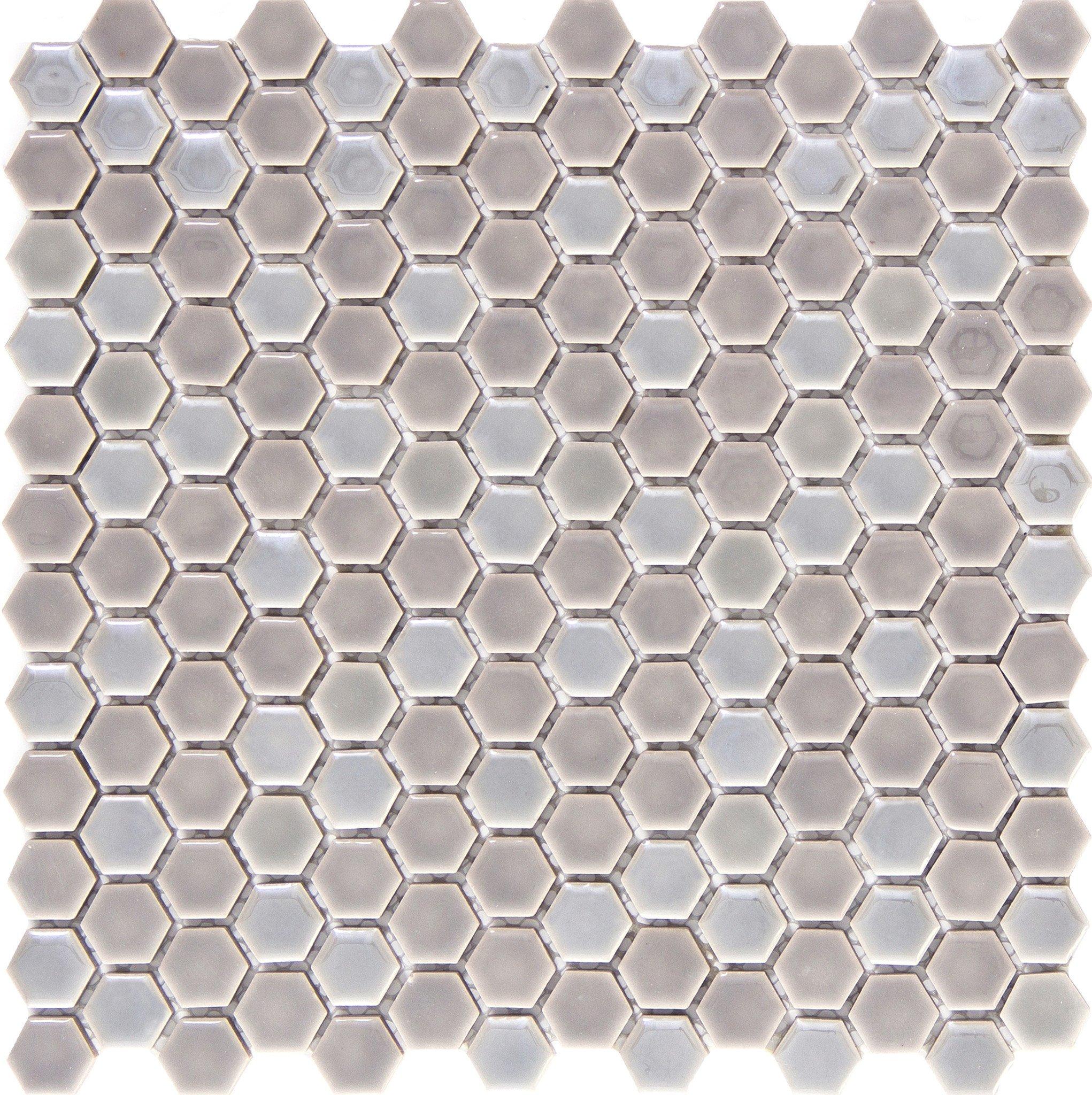 Confetti 12 Ceramic Mosaic Tile Mosaic Wall Tiles Mosaic Tiles
