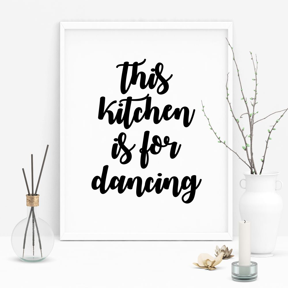 Funny Kitchen Art Kitchen Wall Decor Digital Download Etsy Kitchen Humor Kitchen Prints Funny Kitchen Signs