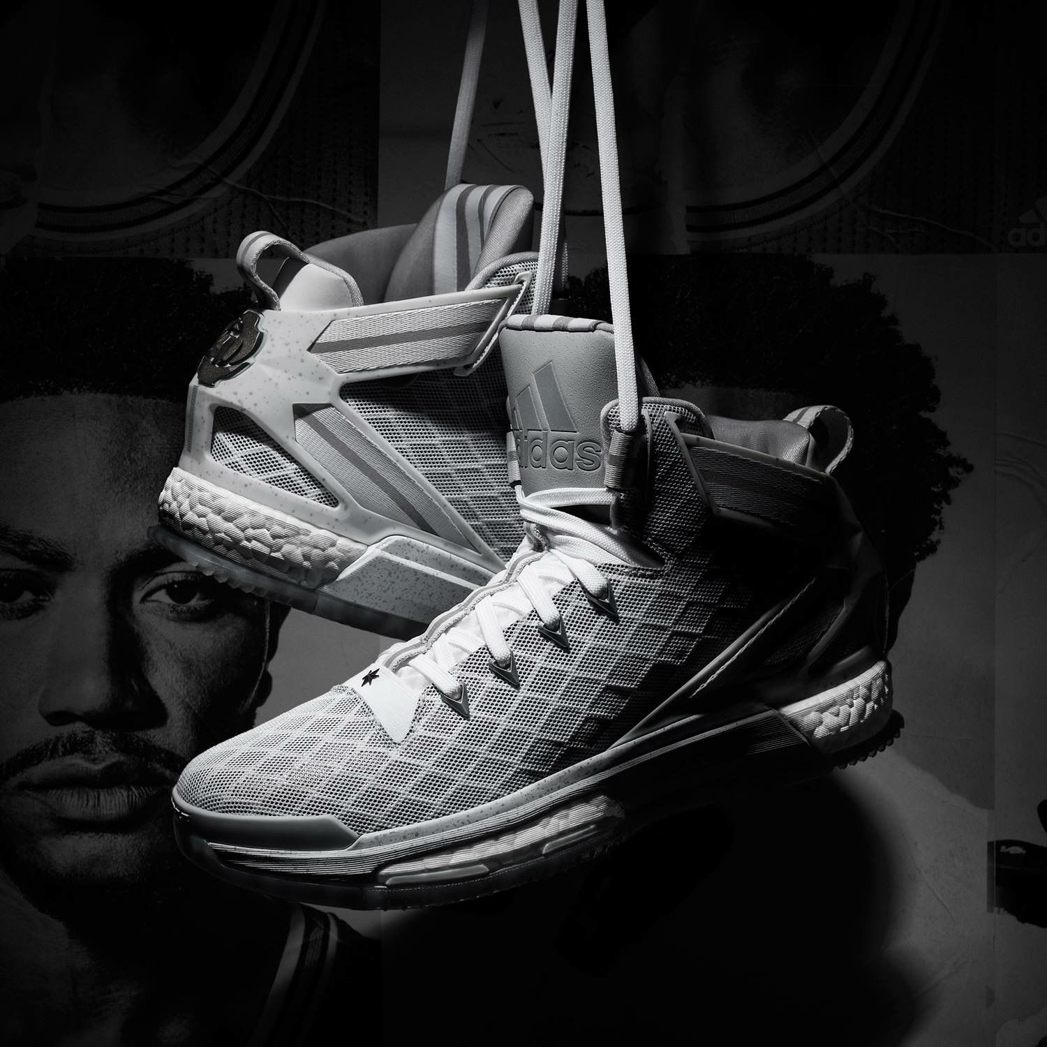 new styles 00897 3c0c5 Adidas D Rose 6 Boost  Home